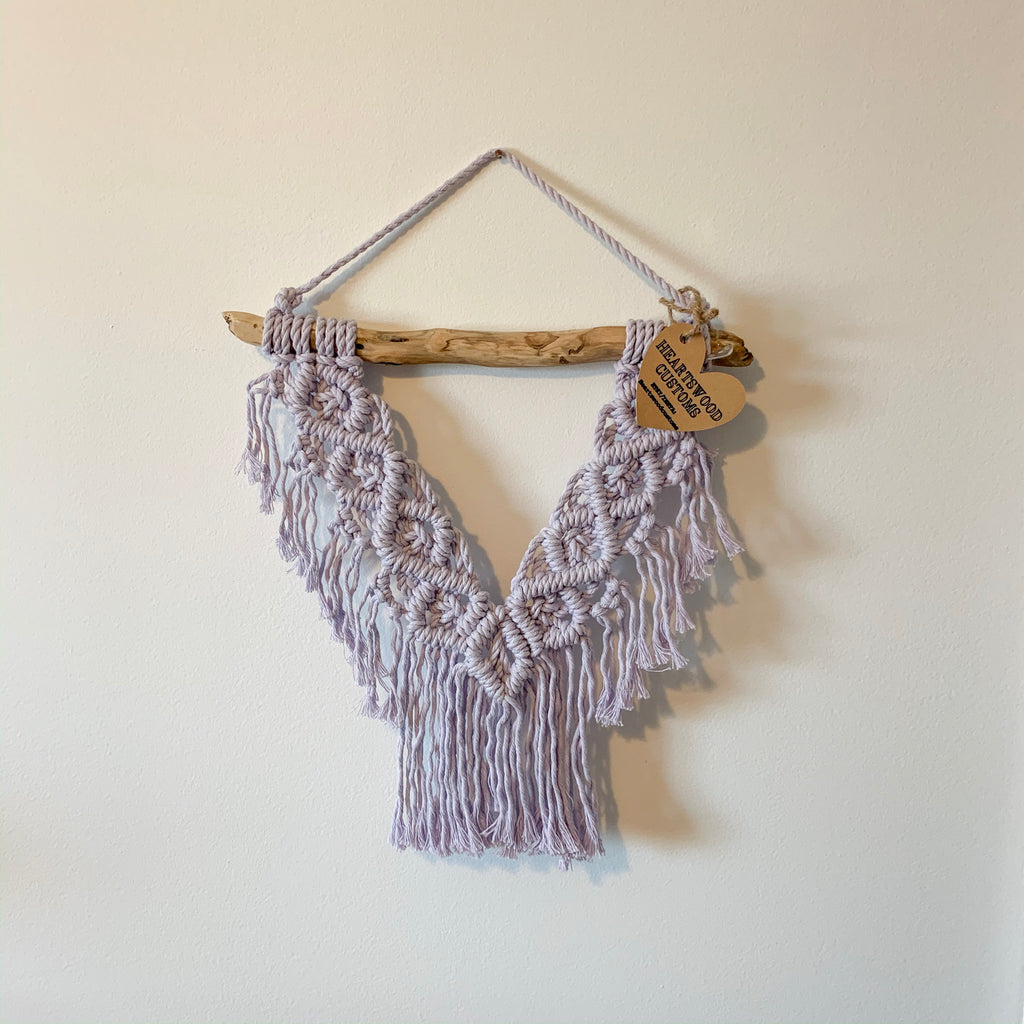 Lilac Wall Hanging