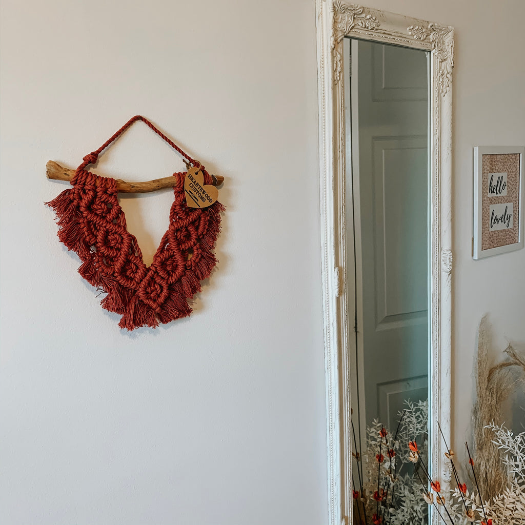 Rose Wall Hanging