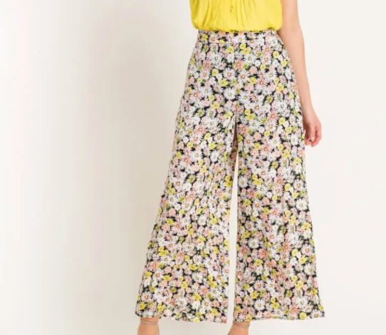 Daisy Wide Leg Pants