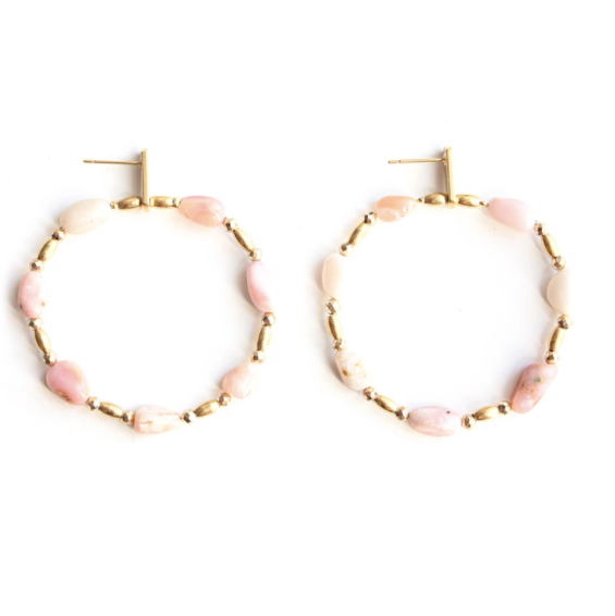Opium Earrings - Gold