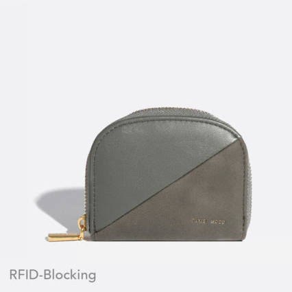 Ida Card Case - Moss/Nubuck