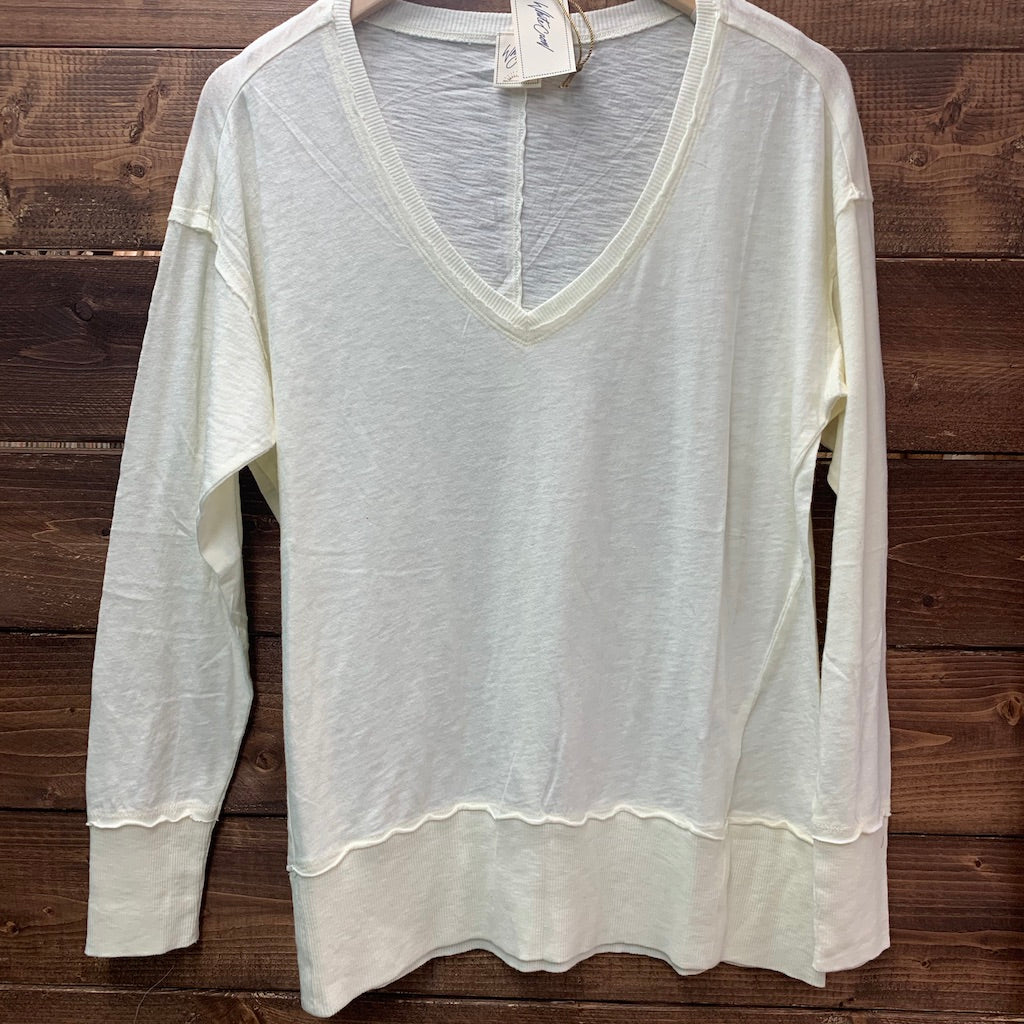 Otero Tunic - Off White