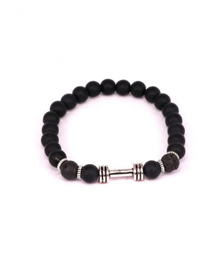 Dumble Beads Charm bracelet for men women