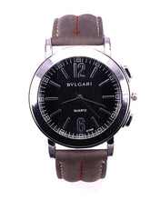 Load image into Gallery viewer, Black dial stylish men watch