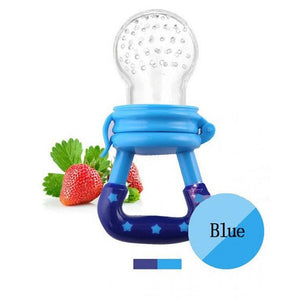 Pack of 2 - Pacifier Baby Fruit Feeding Feeder soother