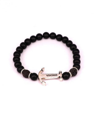 Anchor Beads Charm bracelet for men women