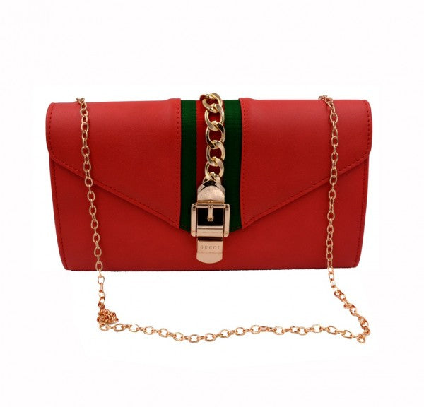 Red Fashion GC  Women's Clutch bag