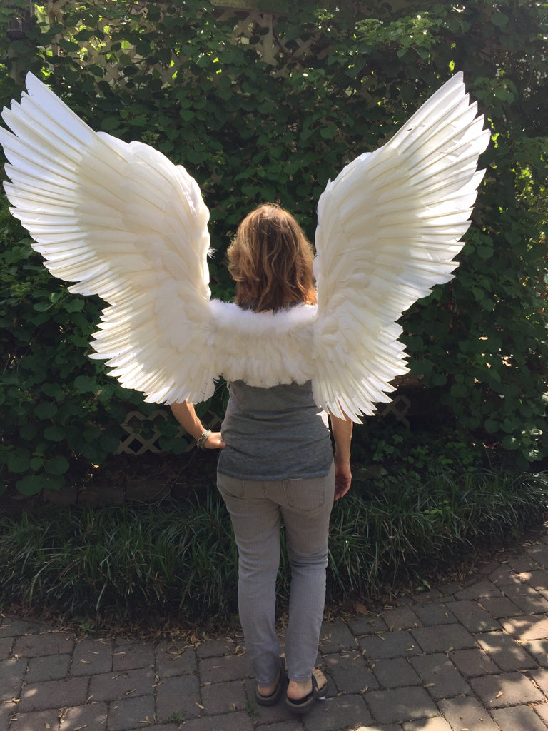 Our Feather Angel Wings business has moved to its own website: Angel Wing Makers