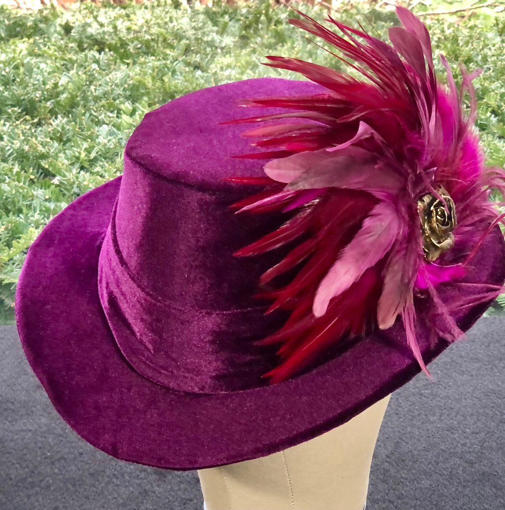 Chaucer Hat for Ladies