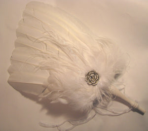 Feather Quill Fan