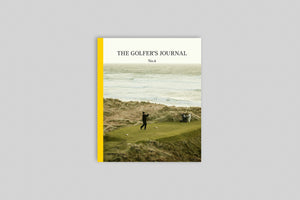 Front cover of The Golfer's Journal Issue 4