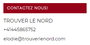 trouverlenord