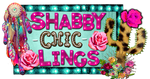 Shabby CHIC-lings