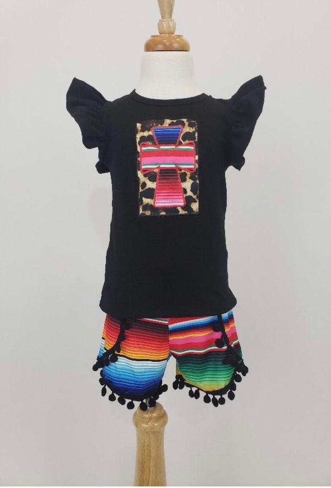 Cross Serape Set