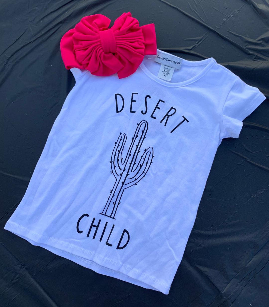 Desert Child Graphic Tee