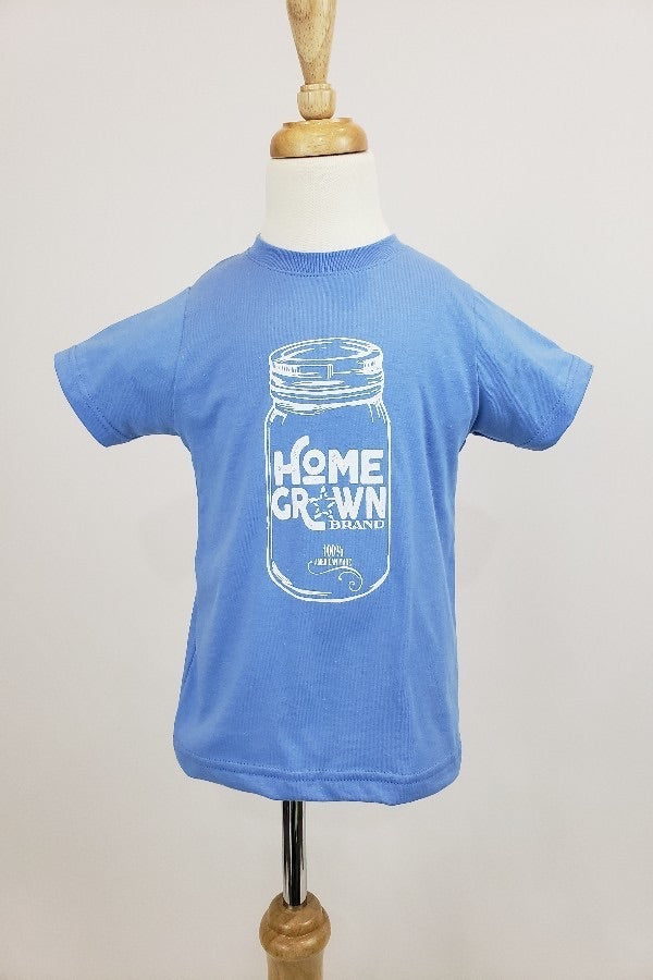 Home Grown Mason Jar Tee