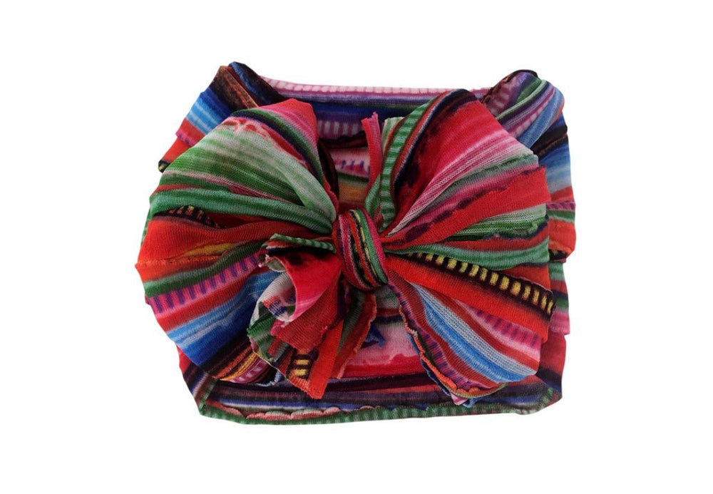 In Awe Couture Serape Headband