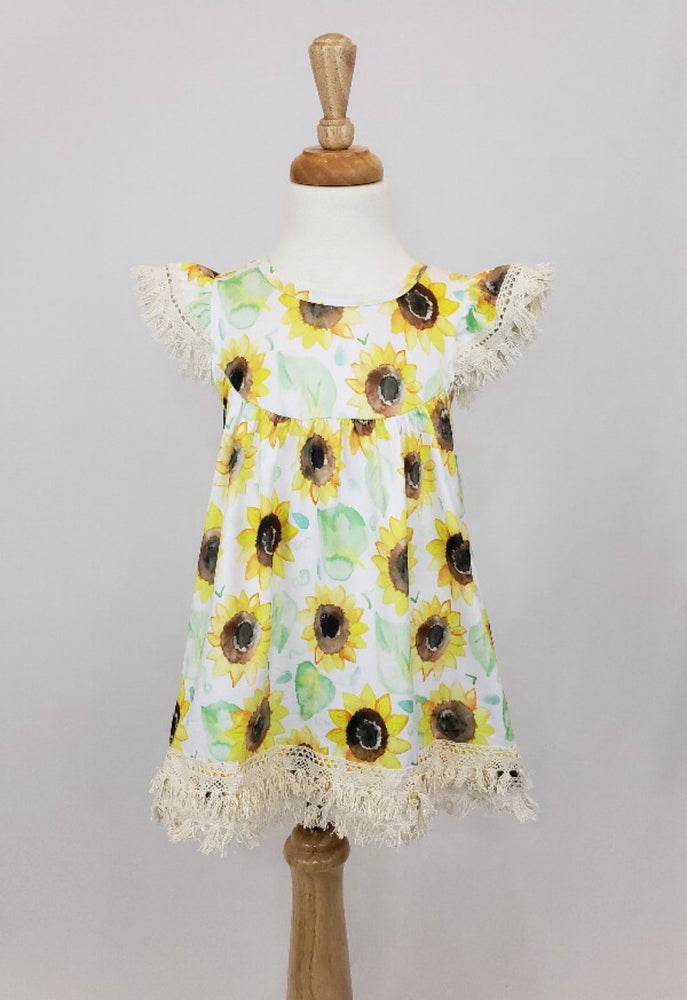 Sunflower Blooms Dress