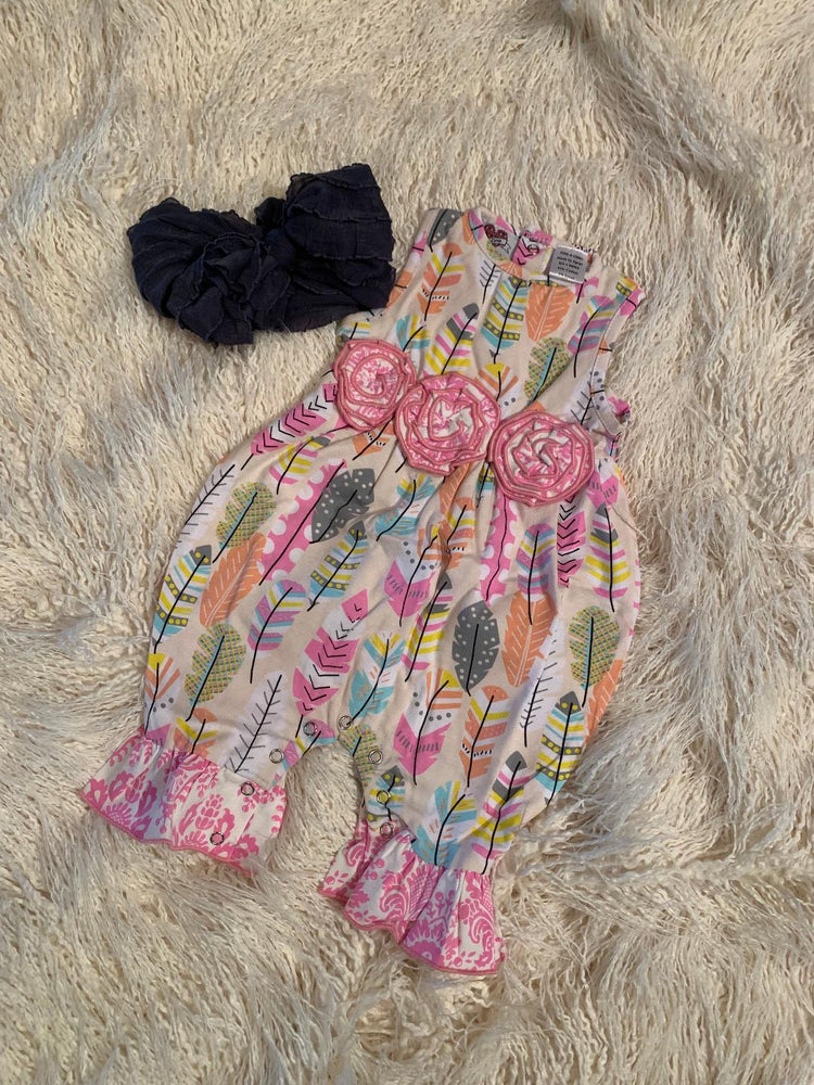 Fly Away Romper