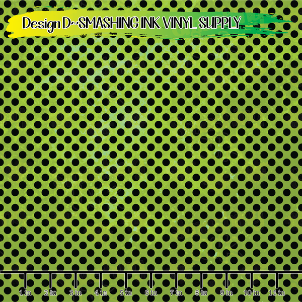 Grunge Dots- Pattern Vinyl (READY IN 3 BUS DAYS)