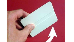 White Squeegee Supplies