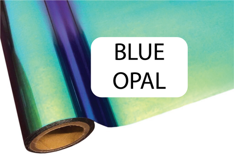 Blue Opal - Heat Transfer Foil