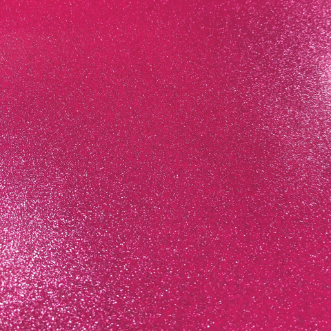 BRIGHT PINK - Metal Flake HTV
