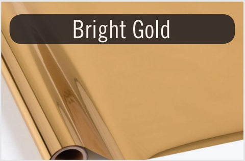 Gold - Heat Transfer Foil Foil