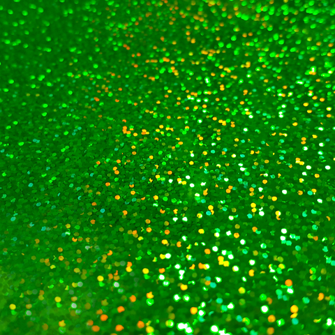 Green - Holographic Sequin Vinyl Sequin