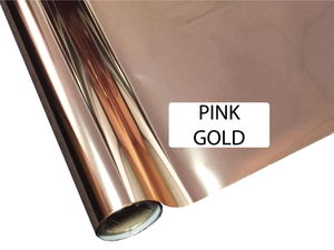 Pink Gold - Heat Transfer Foil Foil