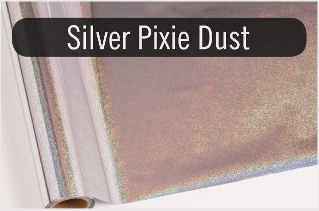 Pixie Dust - Heat Transfer Foil Foil