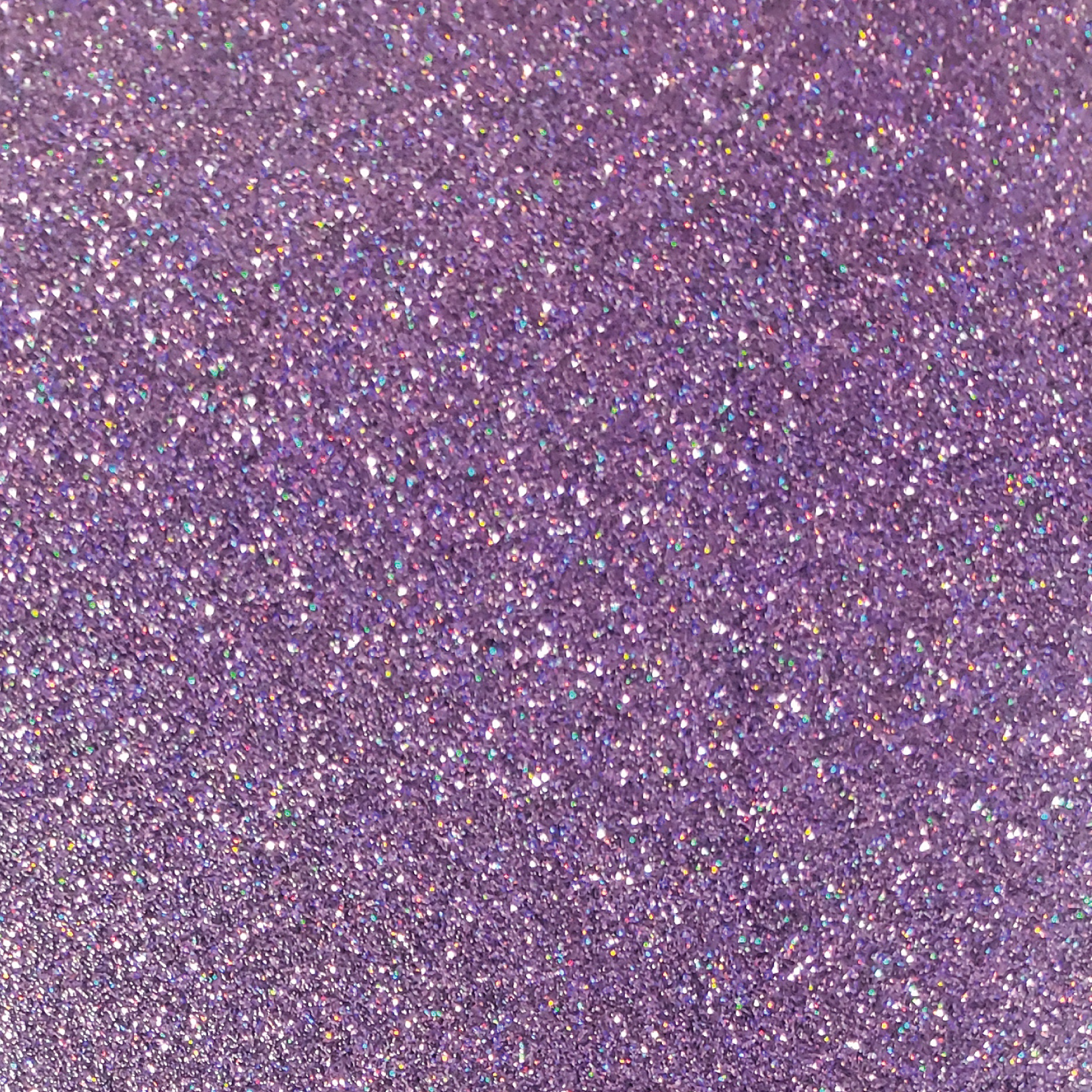 Rainbow Purple- Glitter Flake HTV