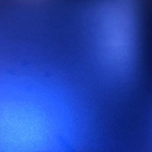 Royal Blue - Luster Matte Metallic Vinyl Luster