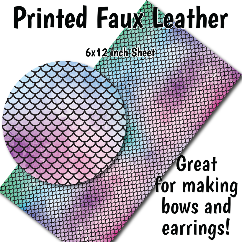 Animal Print Patterns - Faux Leather