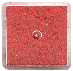 Fine Glitter - Cherry Red - 1.5 oz