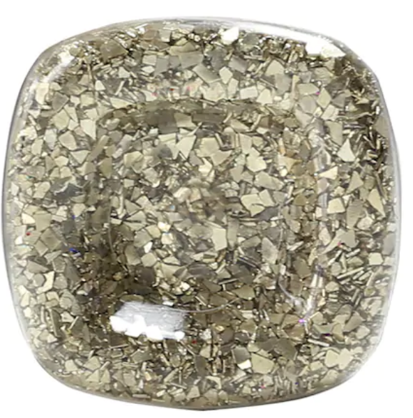 Glitter - Gold Glass - 2.8 oz