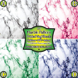 Marble - Pattern Vinyl (SHIPS IN 3 BUS DAYS)