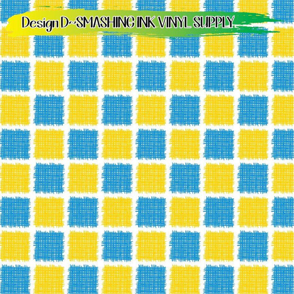Textured Squares - Pattern Vinyl (READY IN 3 BUS DAYS)