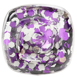 Super Chunky Glitter: Iridescent Muse Purple, .95 ounces