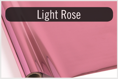 Light Rose - Heat Transfer Foil Foil