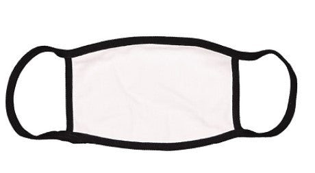 Face Coverings/Masks - Blank - Cotton - Kid's