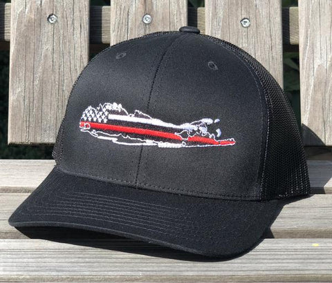 Long Island Red Lives Matter Trucker Hat