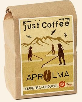 Just Coffee - Honduras 250g - EcoEgo - Green Living Made Easy