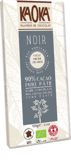 KAOKA - Ecuador 90% 100g - EcoEgo - Green Living Made Easy