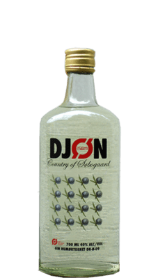 Gin - DJØN, fra Søbogaard - EcoEgo - Green Living Made Easy
