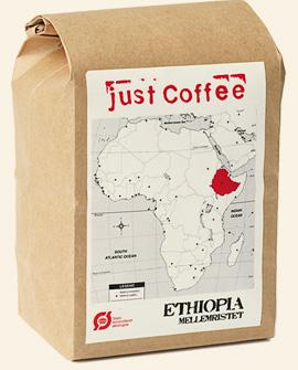 Just Coffee - Ethiopia 250g - EcoEgo - Green Living Made Easy