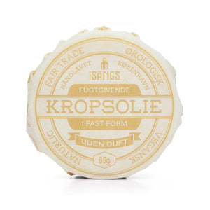 Isangs Fast Kropsolie - flere varianter