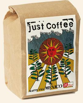 Just Coffee - Mexico 250g - EcoEgo - Green Living Made Easy