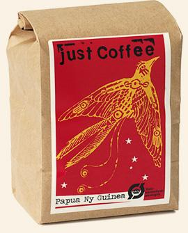 Just Coffee - Papua Ny Guinea 250g