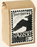 Just Coffee - Ravnsort 250g
